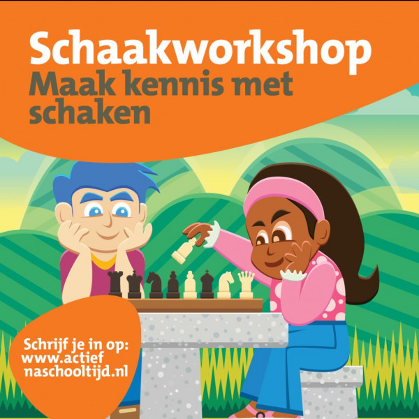 Schaakworkshop