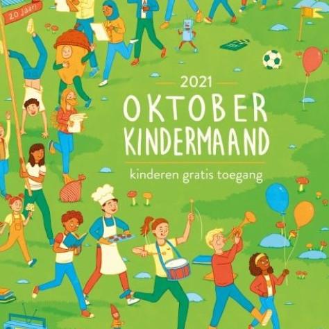 Oktober Kindermaand