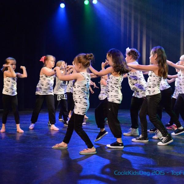 Streetdance 4-6 jaar