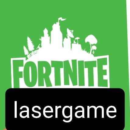 Fortnite battle met laserguns 11.30-12.45