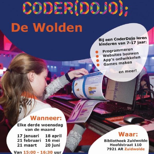 CoderDojo - Leer programmeren