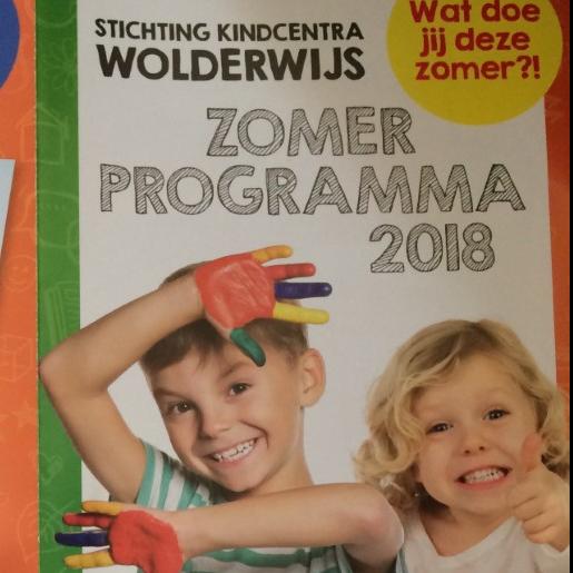 Kleurig Kakelen bij Stichting Kindcentra Wolderwijs