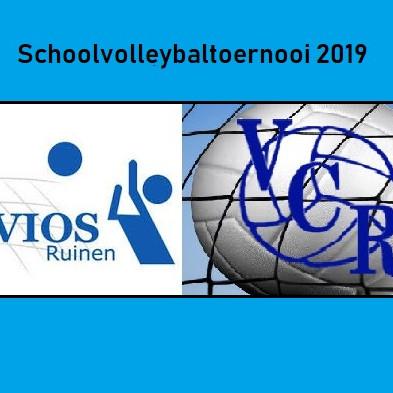 Schoolvolleybaltoernooi VIOS/VCR