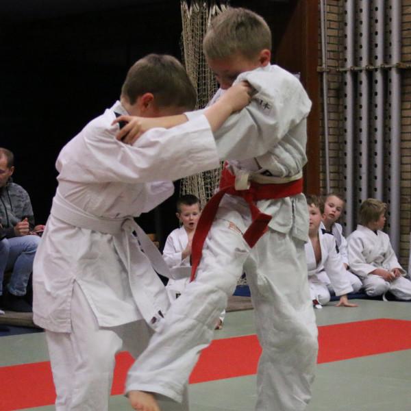 Kennismaken met judo