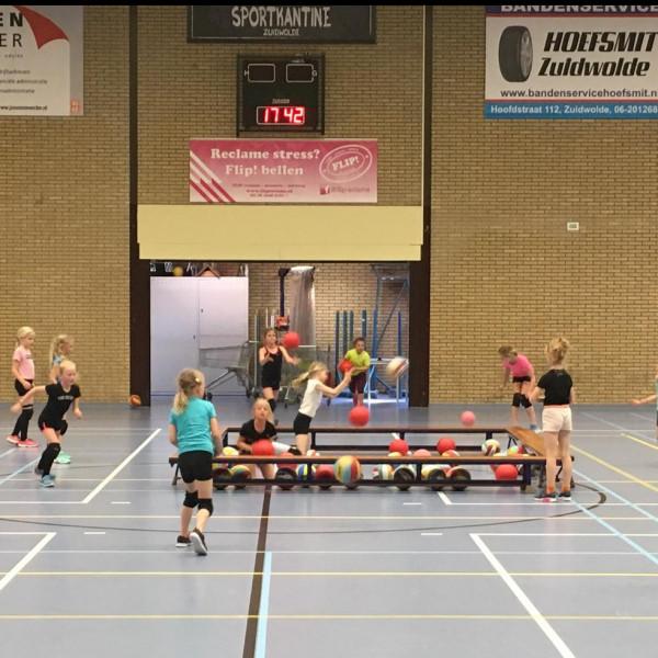 Volleybal gezellig mee bij VCZ!