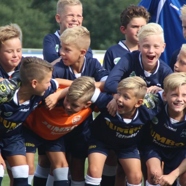 Open dag Jeugdvoetbal Zuidwolde (JVZ)