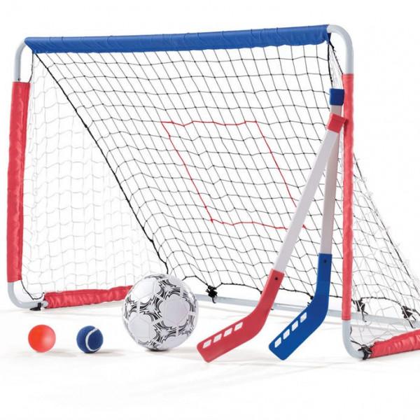 Sportieve les: Hockey en Voetbal