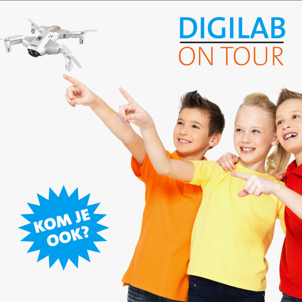 DigiLab on Tour  Bibliotheek Ruinen