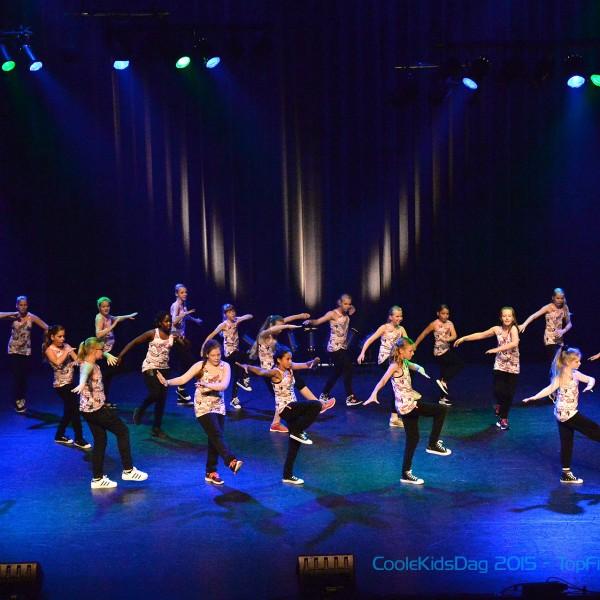 Streetdance 9-12 jaar