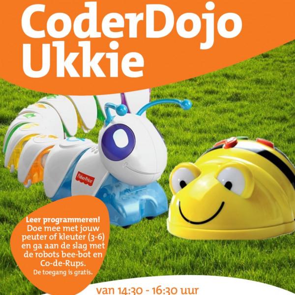 CoderDojo Ukkie: leer programmeren