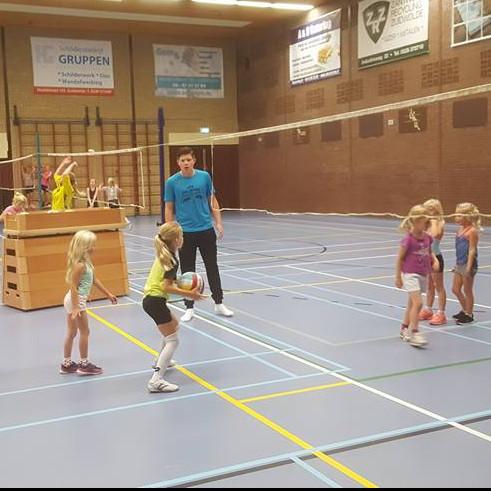 Volleybaltraining