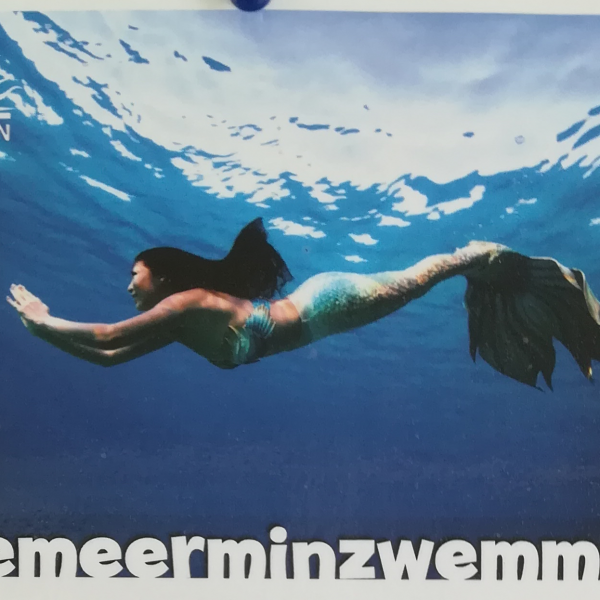 Zeemeerminzwemmen