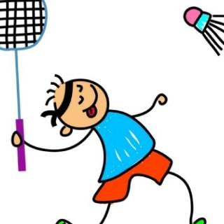 September sportmaand; Sport doet iets met je! - Badminton Ruinen