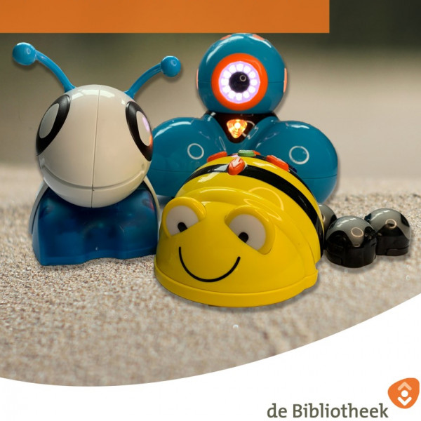Robotmiddag @ Bibliotheek De Wijk